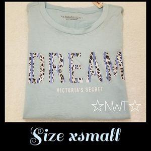 ☆NWT☆ VS Tshirt Size Xsmall
